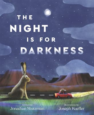 The night Is for darkness image cover