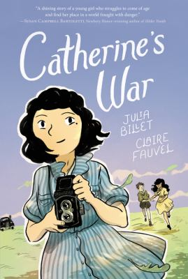 Catherine's War  image cover