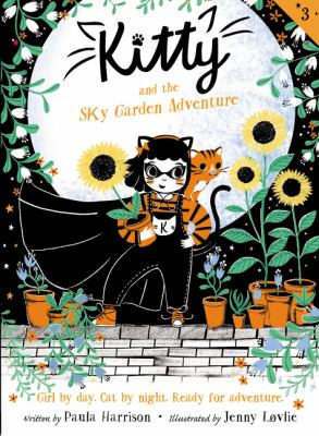 Kitty and the sky garden adventure image cover