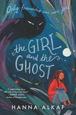 The girl and the ghost image cover