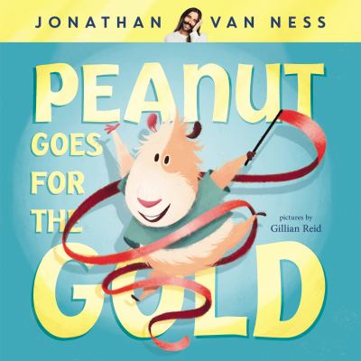 Peanut Goes for the Gold image cover