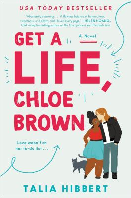 Get a Life, Chloe Brown image cover