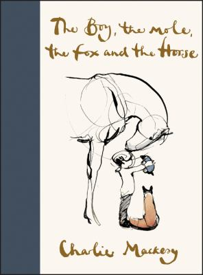 The Boy, the Mole, the Fox and the Horse image cover