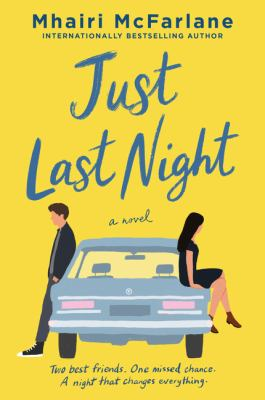 Just Last Night  image cover