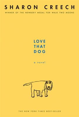 Love that Dog image cover