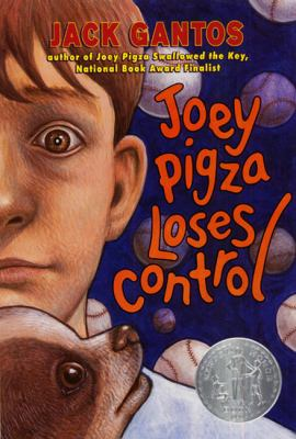 Joey Pigza Loses Control  image cover