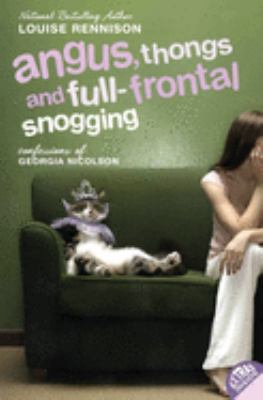 Angus, Thongs and Full-Frontal Snogging  image cover