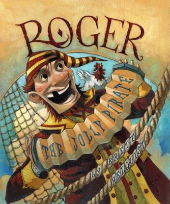 Roger, the Jolly Pirate  image cover