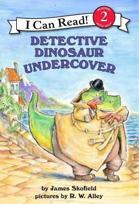 Detective Dinosaur undercover image cover