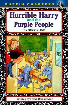 Horrible Harry and the Purple People image cover