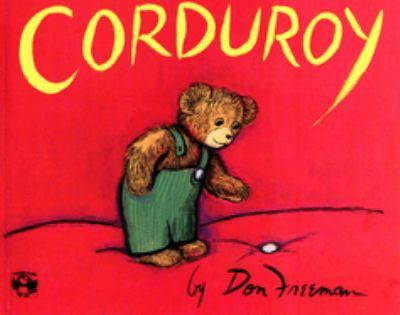 Corduroy image cover