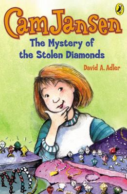 The Mystery of the Stolen Diamonds image cover