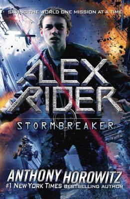 Stormbreaker  image cover
