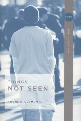 Things Not Seen  cover