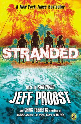 Stranded  image cover