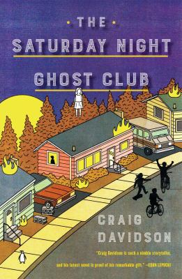 The Saturday Night Ghost Club image cover