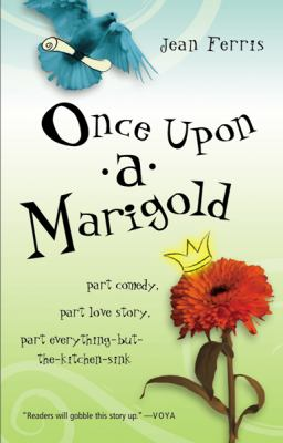 Once Upon a Marigold  image cover