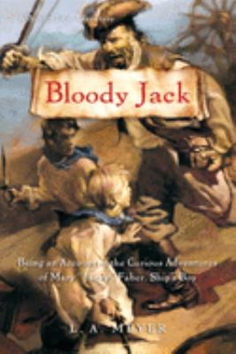 Bloody Jack  image cover