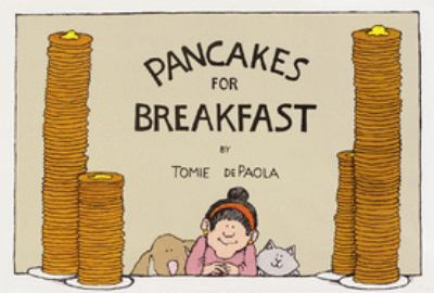 Pancakes for breakfast image cover