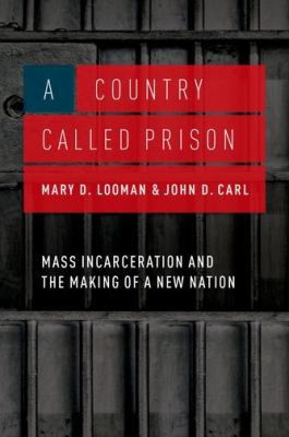 A country called prison : mass incarceration and the making of a new nation image cover