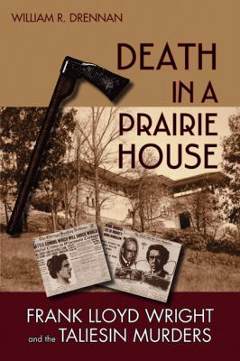 Death in a Prairie House  image cover