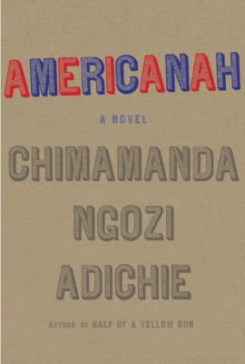 Americanah image cover