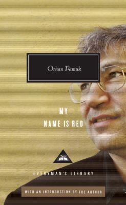 My Name is Red image cover