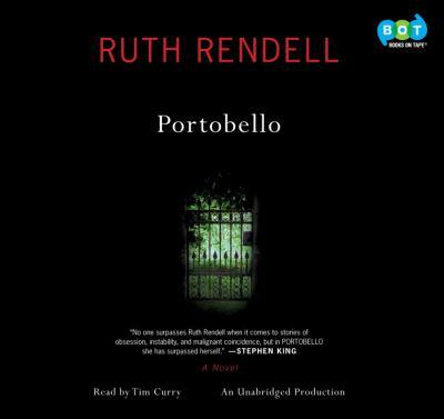 Portobello  (read by Tim Curry) image cover