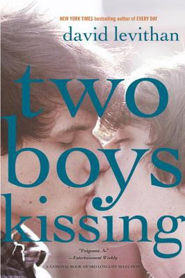 Two Boys Kissing  image cover