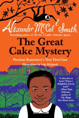 The Great Cake Mystery : Precious Ramotswe image cover
