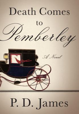 Death Comes to Pemberley image cover