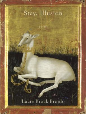 Cover image for Stay, illusion : poems
