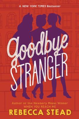 Goodbye Stranger image cover