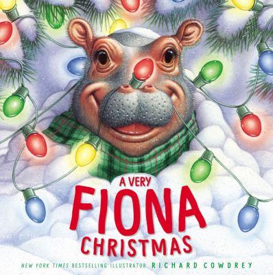 A very Fiona Christmas image cover