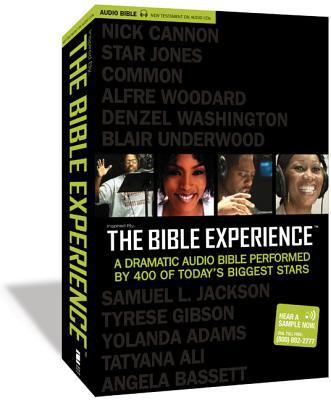 2007:  The Bible Experience: New Testament image cover