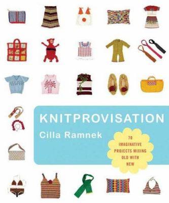 Knitprovisation  image cover
