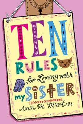 Ten Rules for Living With My Sister  image cover