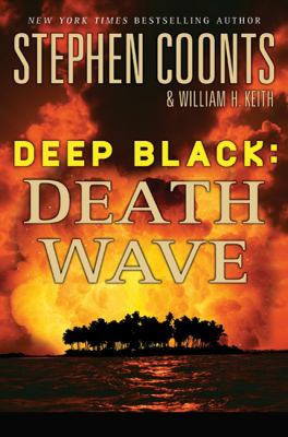 Deep Black : Death Wave image cover