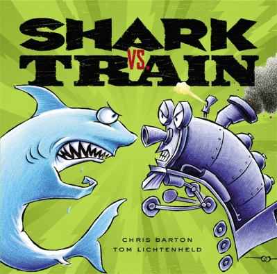 Shark vs. Train image cover