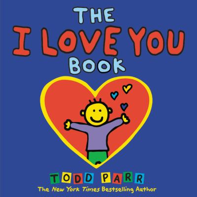 The I love you book image cover