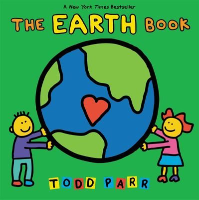 The EARTH book image cover