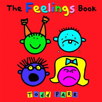 The feelings book image cover