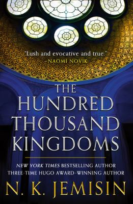 The Hundred Thousand Kingdoms  image cover