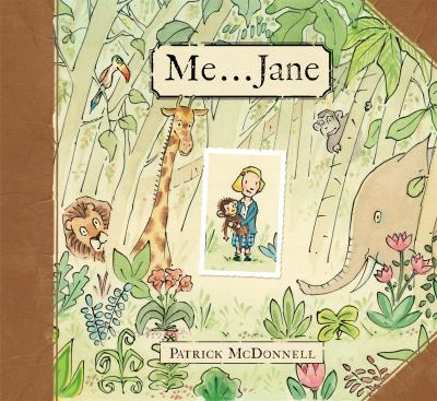 Cover image for Me-- Jane
