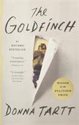 The Goldfinch image cover
