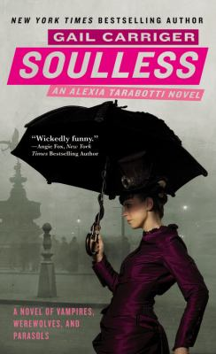 Soulless image cover