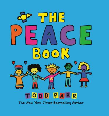 The peace book image cover