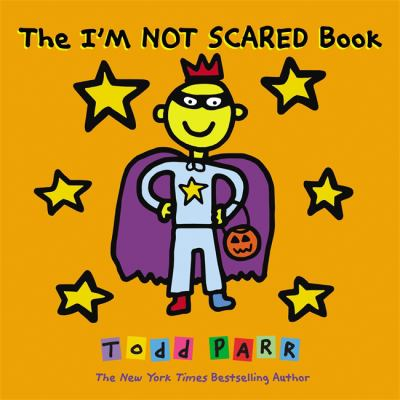 The I'm not scared book image cover