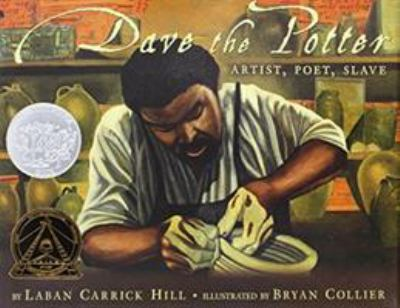 Dave the Potter: Artist, Poet, Slave image cover