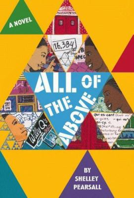 All of the above : a novel image cover